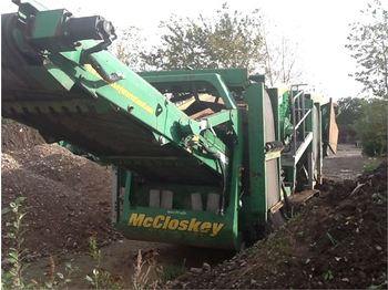 McCloskey R105 - crusher