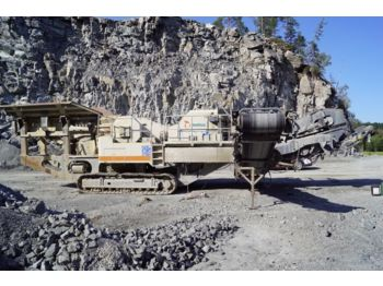 Metso Lokotrack LT 110 crusher from Ireland for sale at