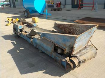 Side Belt to suit Terex Pegson 650/1100 - crusher