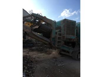 Terex Pegson XR400S - crusher