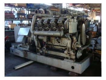 Construction machinery DORMAN STAFFORT GENERATOR: picture 1