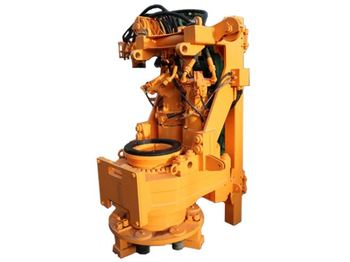 Delmag KDK RH 0912  - construction machinery