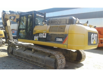 Demolition excavator CATERPILLAR 336 DL