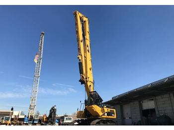 Leasing Caterpillar 345C UHD  - demolition excavator