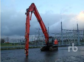 Demolition excavator HITACHI ZX350LC-3 High Reach