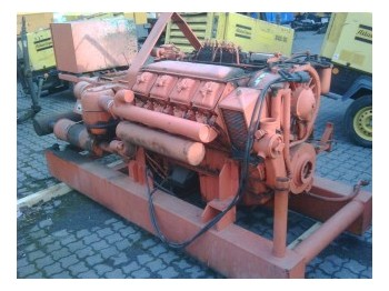 Deutz 100 KVA - construction machinery
