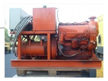 Deutz 30 kVA - construction machinery