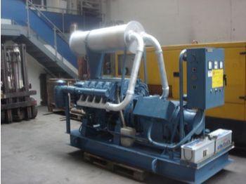 Deutz FL8 413  125 KVA - construction machinery