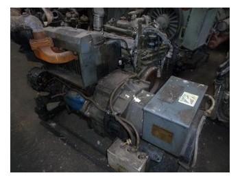 Deutz Generator - construction machinery