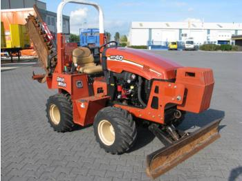 Ditch Witch RT40 - construction machinery