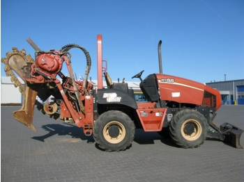 Ditch Witch RT55 COMBO - construction machinery