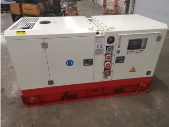 Construction machinery Diversen Stroomgroep eco 40kva - 30kw: picture 1