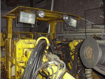 Atlas Boomer 128 - drilling machine
