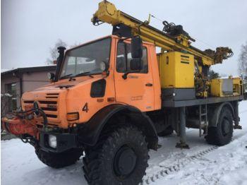 Atlas Copco Unimog U5000 - drilling machine