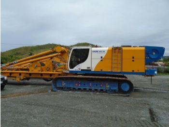 BAUER Caterpillar C15 BG 39 - drilling machine