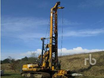 Bauer BG9-V Foundation Crawler - drilling machine