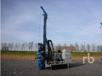 Bauer RB8R Crawler Hydraulic Earth - drilling machine