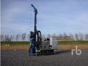 Prakla-Bauer RB8R Crawler Hydraulic Earth - drilling machine
