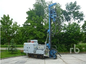 Prakla Bauer RB8R Geothermal/Spring Crawler - drilling machine