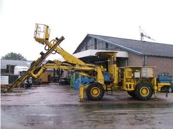 SANDVIK-BOHLER MINBO-27 2leg drilling rig mining - drilling machine