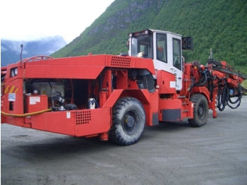 Sandvik DT820-SC - drilling machine