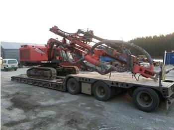 Sandvik DX780 - drilling machine