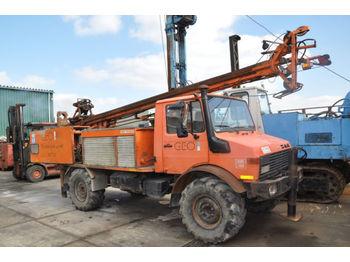 UNIMOG 1300 drilling rig - drilling machine
