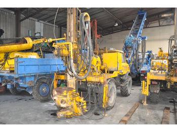 UNIMOG 406 drilling rig - drilling machine