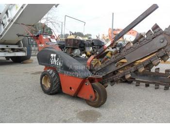 ZANJADORA DITCH WITCH 1230 - drilling machine