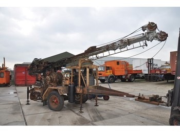 Klemm KR 806 D drilling rig from Austria for sale at Truck1