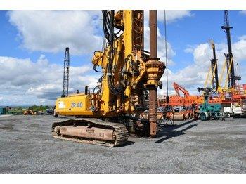 Drilling rig Bauer BG 9 V