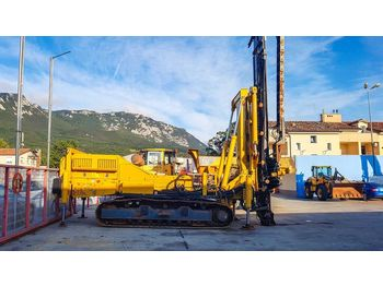 Comacchio MC 1500 - drilling rig