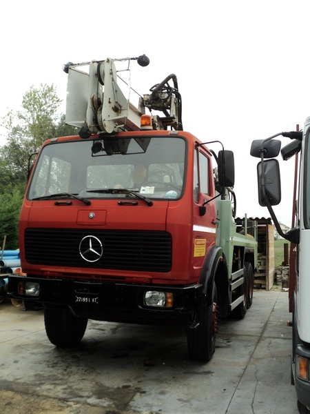 Fraste FS250 drilling rig from Italy for sale at Truck1, ID