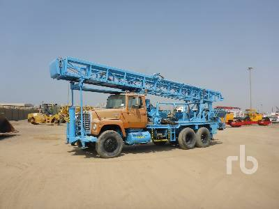 G-450 SPEEDSTAR SS-15 Water Well drilling rig from United