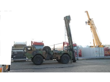 Haulotte MFRD 4X4 DRILLING RIG - drilling rig
