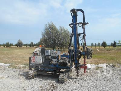 Hydra JOY 1 SOLAR Crawler drilling rig from Italy for sale