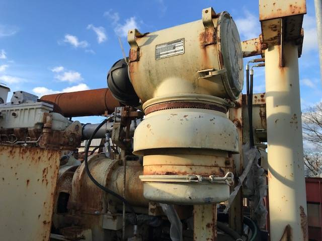 ingersoll rand dm 30 (12000265) drilling rig from germany