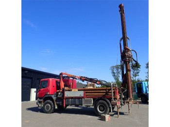 Drilling rig Knebel HY77/99 GRS