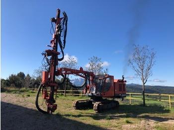 Sandvik DX700 - drilling rig
