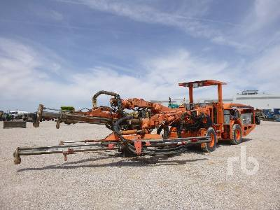 TAMROCK AXERA D06-240 Underground drilling rig from Spain