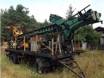 TEREX Wiertnia H4. Drilling rig H4. Буровая установка H4.* - drilling rig