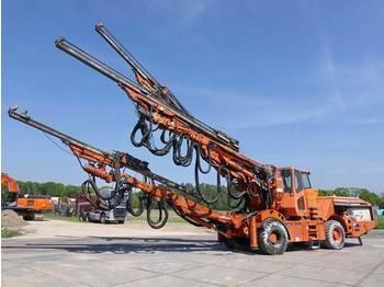 Tamrock AXERA T12 380volt  - drilling rig