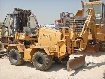 VERMEER RT650 Pneumatic 4x4x4 - drilling rig