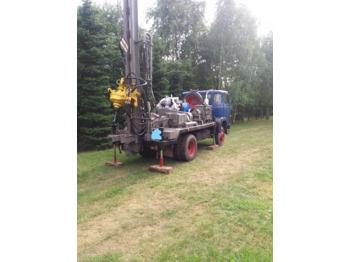 WIRTH Typ UH1 - drilling rig