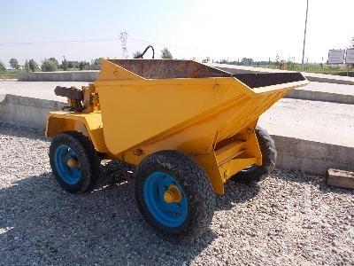 Dumper fiori usato frusta per impastare cemento for Romana diesel trattori usati