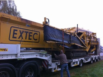 EXTEC S5 - construction machinery
