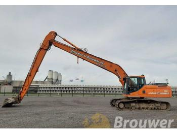 Doosan dx255lc original dutch machine, 1 owner.  - excavator