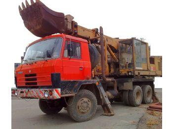 Tatra 815 UDS 114 - excavator