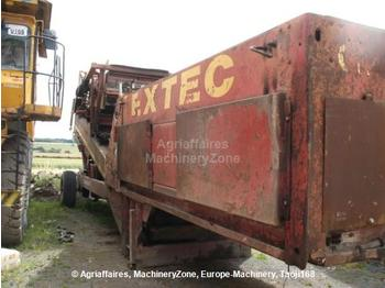 Extec 6000 - construction machinery