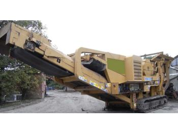 Extec C12 Jaw - construction machinery